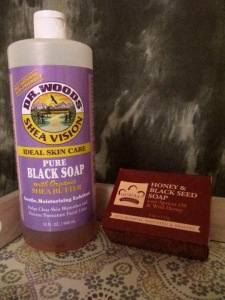 Black Soap and Black Seed Soap